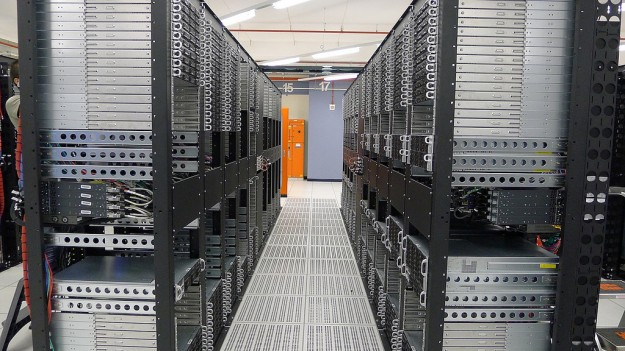 Singapore Data Center - The Singapore layouts are designed to allow the most dense population on the row possible, while ensuring rack power availability allows for full failover.
