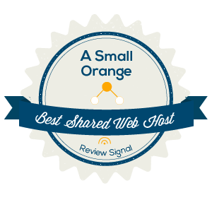asmallorange best shared webhost