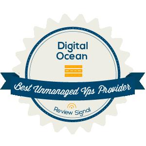 digitalocean best unmanaged vps