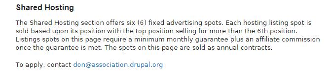 drupal_hosting_forsale