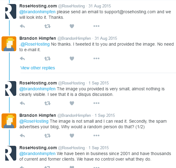 twitter-brandonhimpfen-rosehosting-discussion