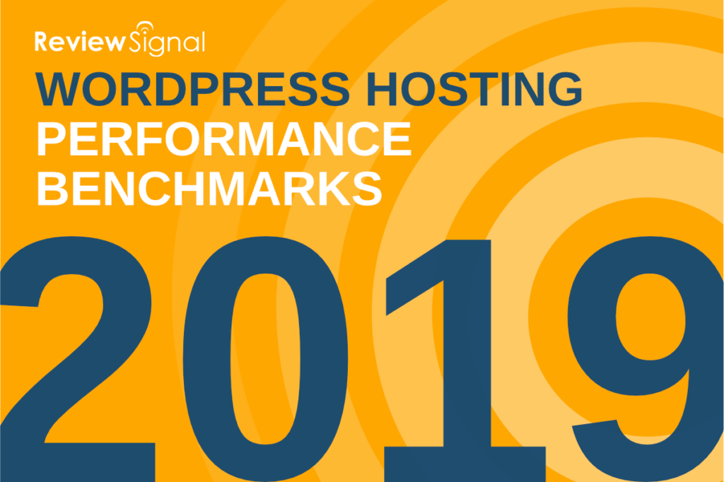 WordPress Hosting Performance Benchmarks (2019) | Review