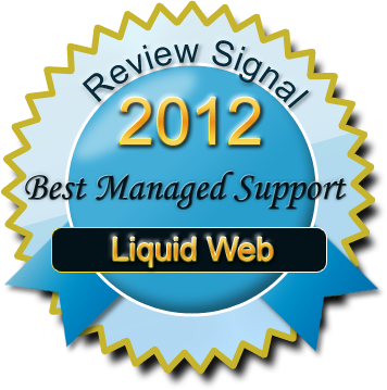 LiquidWeb Best Managed Support Hosting